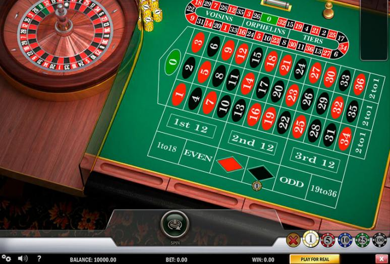 Online Roulette India